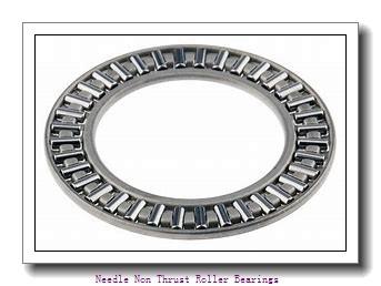 3.15 Inch | 80 Millimeter x 4.331 Inch | 110 Millimeter x 1.378 Inch | 35 Millimeter  CONSOLIDATED BEARING NKI-80/35  Needle Non Thrust Roller Bearings