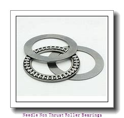3 Inch | 76.2 Millimeter x 3.75 Inch | 95.25 Millimeter x 1.5 Inch | 38.1 Millimeter  CONSOLIDATED BEARING MR-48-N  Needle Non Thrust Roller Bearings