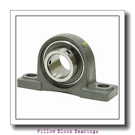 3 Inch | 76.2 Millimeter x 3.33 Inch | 84.582 Millimeter x 3.75 Inch | 95.25 Millimeter  QM INDUSTRIES QVPG17V300SET  Pillow Block Bearings