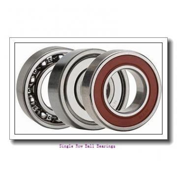 2.5 mm x 6 mm x 2.6 mm  SKF W 638/2.5-2Z  Single Row Ball Bearings