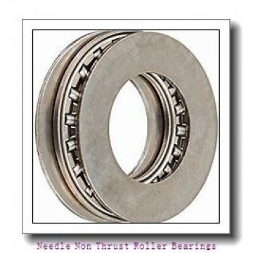 0.394 Inch | 10 Millimeter x 0.748 Inch | 19 Millimeter x 0.512 Inch | 13 Millimeter  INA NKS10-TV  Needle Non Thrust Roller Bearings