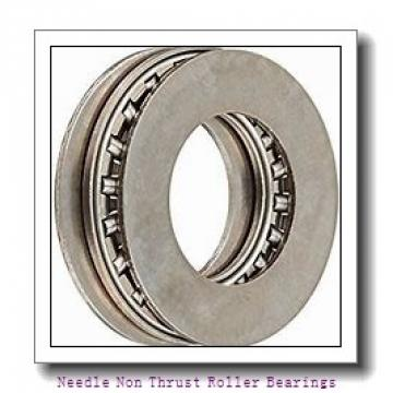 4 Inch | 101.6 Millimeter x 5 Inch | 127 Millimeter x 2 Inch | 50.8 Millimeter  CONSOLIDATED BEARING MR-64  Needle Non Thrust Roller Bearings