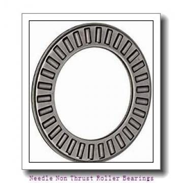 0.984 Inch | 25 Millimeter x 1.181 Inch | 30 Millimeter x 0.512 Inch | 13 Millimeter  INA K25X30X13  Needle Non Thrust Roller Bearings
