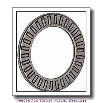 1.575 Inch | 40 Millimeter x 1.772 Inch | 45 Millimeter x 0.827 Inch | 21 Millimeter  INA K40X45X21  Needle Non Thrust Roller Bearings