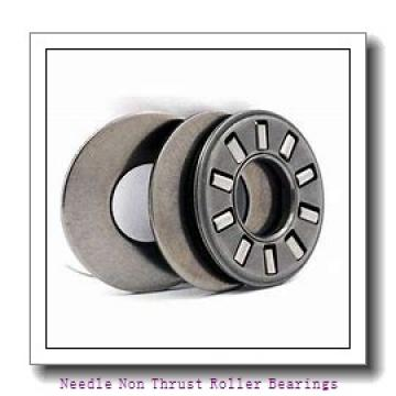 0.984 Inch | 25 Millimeter x 1.496 Inch | 38 Millimeter x 0.787 Inch | 20 Millimeter  CONSOLIDATED BEARING NKS-25  Needle Non Thrust Roller Bearings
