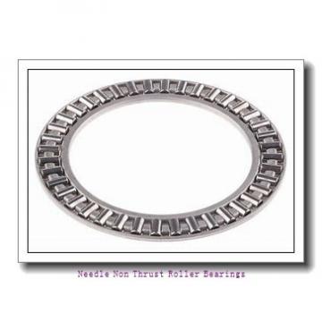 1.625 Inch | 41.275 Millimeter x 2 Inch | 50.8 Millimeter x 0.625 Inch | 15.875 Millimeter  KOYO B-2610;PDL001  Needle Non Thrust Roller Bearings