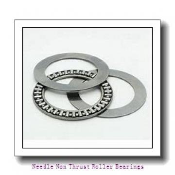 0.625 Inch | 15.875 Millimeter x 0.813 Inch | 20.65 Millimeter x 0.438 Inch | 11.125 Millimeter  KOYO GB-107  Needle Non Thrust Roller Bearings