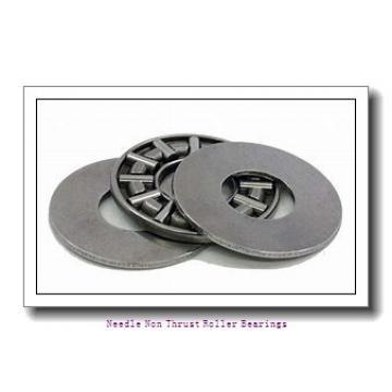 1.181 Inch | 30 Millimeter x 1.378 Inch | 35 Millimeter x 0.787 Inch | 20 Millimeter  INA K30X35X20  Needle Non Thrust Roller Bearings