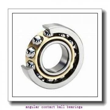 7.087 Inch | 180 Millimeter x 14.961 Inch | 380 Millimeter x 2.953 Inch | 75 Millimeter  NSK 7336BMG  Angular Contact Ball Bearings