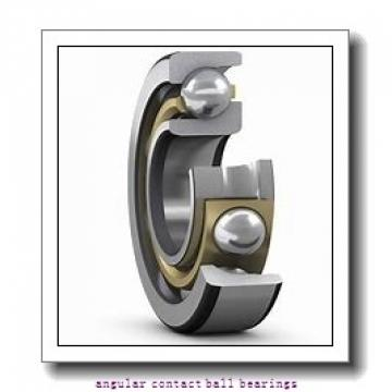 1.181 Inch | 30 Millimeter x 2.835 Inch | 72 Millimeter x 1.189 Inch | 30.2 Millimeter  PT INTERNATIONAL 5306-2RS  Angular Contact Ball Bearings