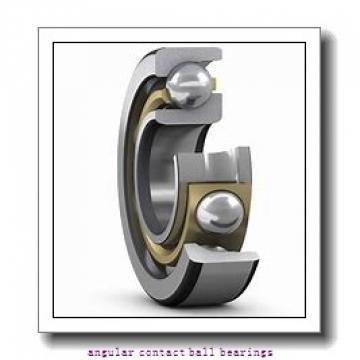 40 mm x 68 mm x 15 mm  FAG 7008-B-2RS-TVP  Angular Contact Ball Bearings