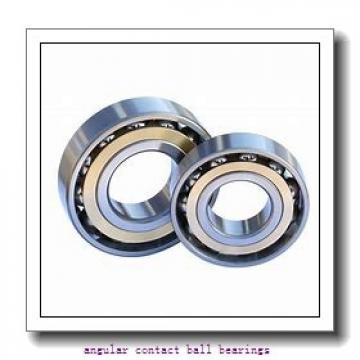 1.181 Inch | 30 Millimeter x 2.835 Inch | 72 Millimeter x 0.748 Inch | 19 Millimeter  NSK 7306BWG  Angular Contact Ball Bearings