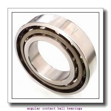 2.756 Inch | 70 Millimeter x 4.921 Inch | 125 Millimeter x 1.563 Inch | 39.69 Millimeter  PT INTERNATIONAL 5214-2RS  Angular Contact Ball Bearings