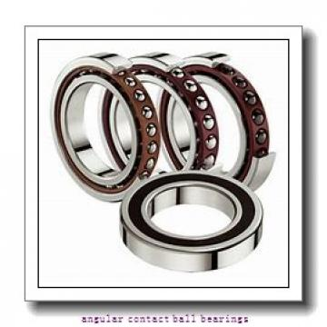 0.669 Inch | 17 Millimeter x 1.85 Inch | 47 Millimeter x 0.551 Inch | 14 Millimeter  NSK 7303BWG  Angular Contact Ball Bearings