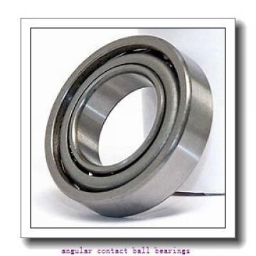 30 mm x 62 mm x 16 mm  FAG 7602030-TVP  Angular Contact Ball Bearings
