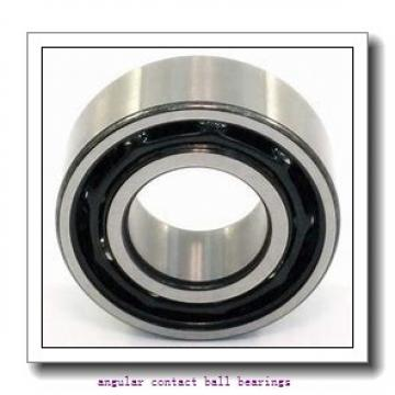 2.756 Inch | 70 Millimeter x 4.921 Inch | 125 Millimeter x 1.563 Inch | 39.69 Millimeter  PT INTERNATIONAL 5214-ZZ  Angular Contact Ball Bearings