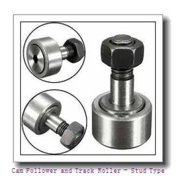 CONSOLIDATED BEARING KRE-19-2RSX  Cam Follower and Track Roller - Stud Type
