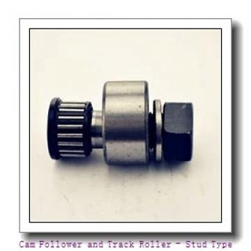 CONSOLIDATED BEARING KR-16-2RS  Cam Follower and Track Roller - Stud Type