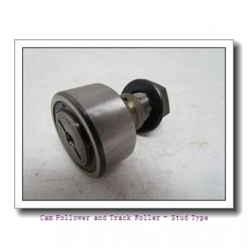 CONSOLIDATED BEARING NUKR-80X P/6  Cam Follower and Track Roller - Stud Type