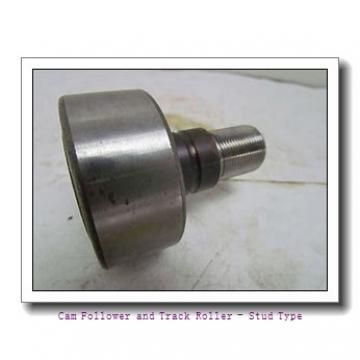 CONSOLIDATED BEARING KR-26-2RS  Cam Follower and Track Roller - Stud Type