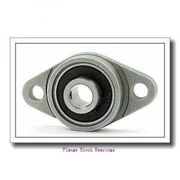 QM INDUSTRIES QAAC11A055SEB  Flange Block Bearings
