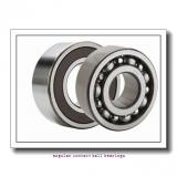 FAG 3208-BD-2HRS-C3  Angular Contact Ball Bearings