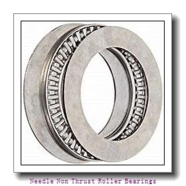 0.354 Inch | 9 Millimeter x 0.748 Inch | 19 Millimeter x 0.63 Inch | 16 Millimeter  CONSOLIDATED BEARING NKI-9/16  Needle Non Thrust Roller Bearings #1 image