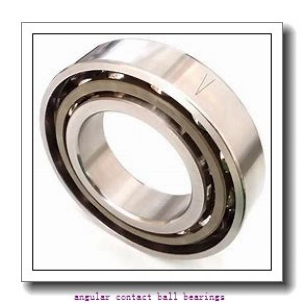1.181 Inch   30 Millimeter x 2.835 Inch   72 Millimeter x 0.748 Inch   19 Millimeter  NSK 7306BMPC  Angular Contact Ball Bearings #2 image