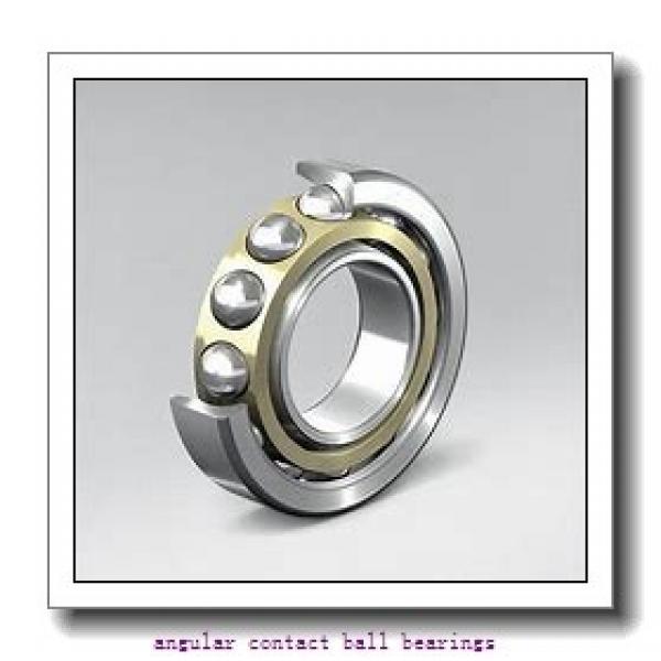2.756 Inch   70 Millimeter x 7.087 Inch   180 Millimeter x 1.654 Inch   42 Millimeter  NSK 7414BMG  Angular Contact Ball Bearings #1 image