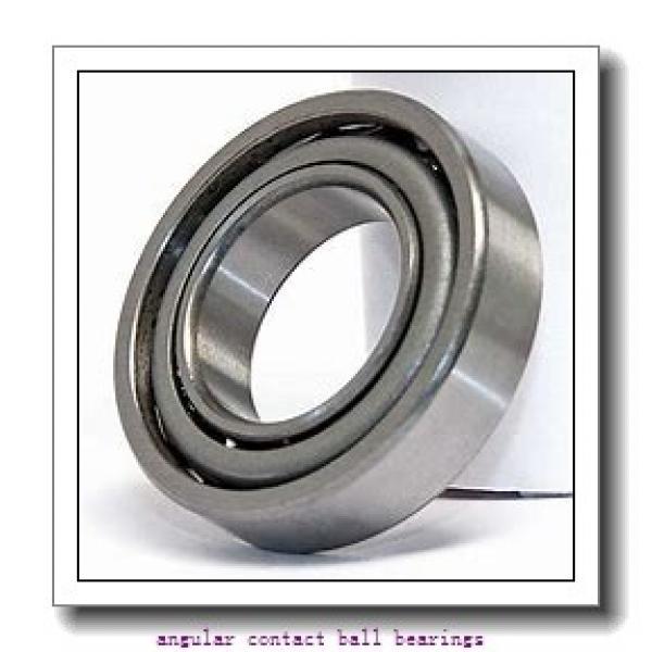 0.394 Inch   10 Millimeter x 0.748 Inch   19 Millimeter x 0.276 Inch   7 Millimeter  INA 3800-B-2RS-TVH  Angular Contact Ball Bearings #2 image