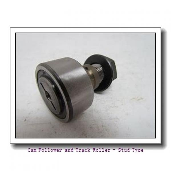 CONSOLIDATED BEARING NUKR-62X  Cam Follower and Track Roller - Stud Type #3 image