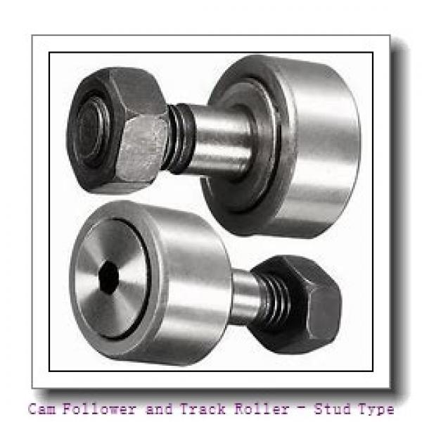 CONSOLIDATED BEARING KRE-19-2RSX  Cam Follower and Track Roller - Stud Type #2 image