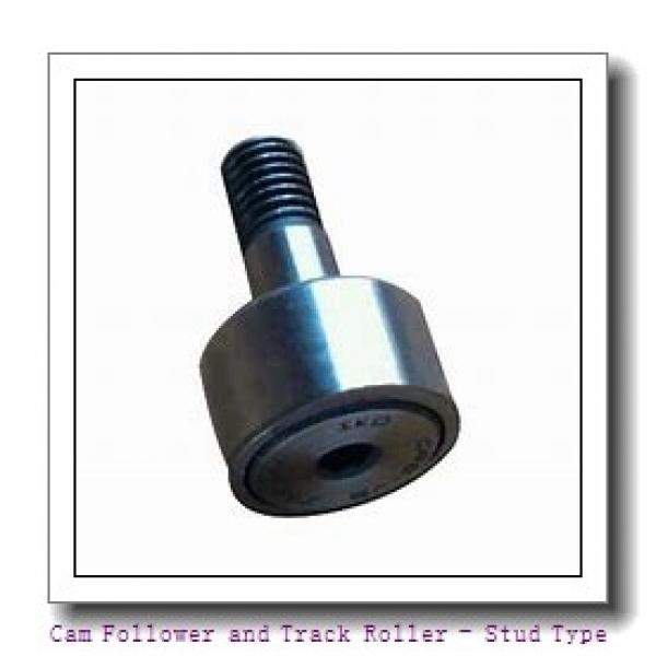 SMITH CR-1-1/2-B-SS  Cam Follower and Track Roller - Stud Type #3 image